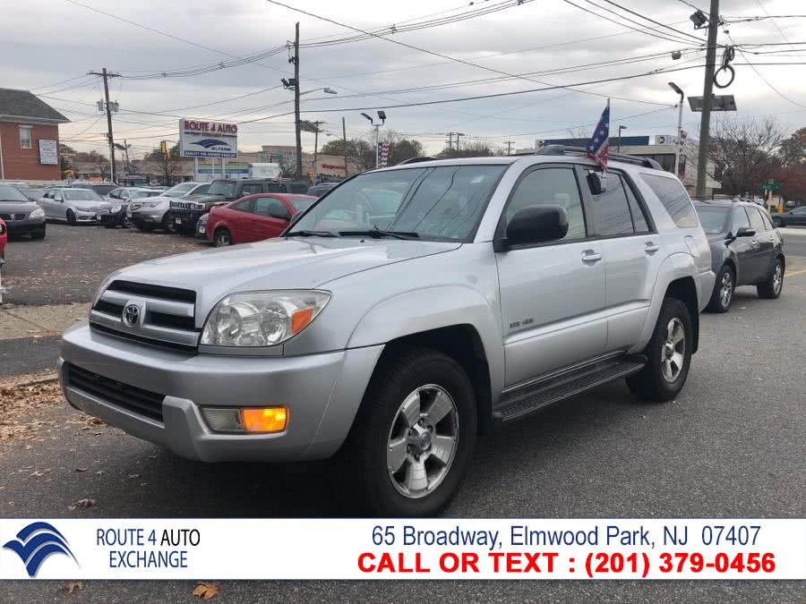 Used 2004 Toyota 4Runner in Elmwood Park, New Jersey | Route 4 Auto Exchange. Elmwood Park, New Jersey
