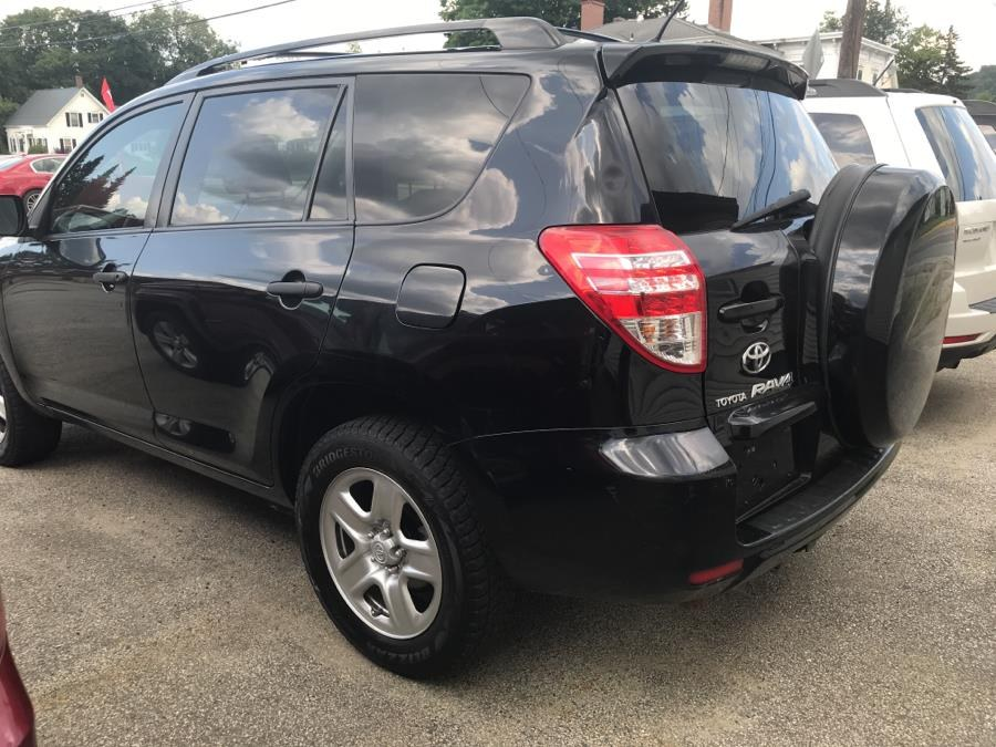 Used Toyota RAV4 4WD 4dr 4-cyl 4-Spd AT 2009 | Routhier Auto Center. Barre, Vermont