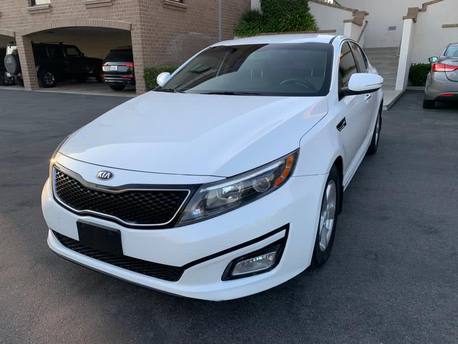 Used 2015 Kia Optima in Lake Forest, California | Carvin OC Inc. Lake Forest, California