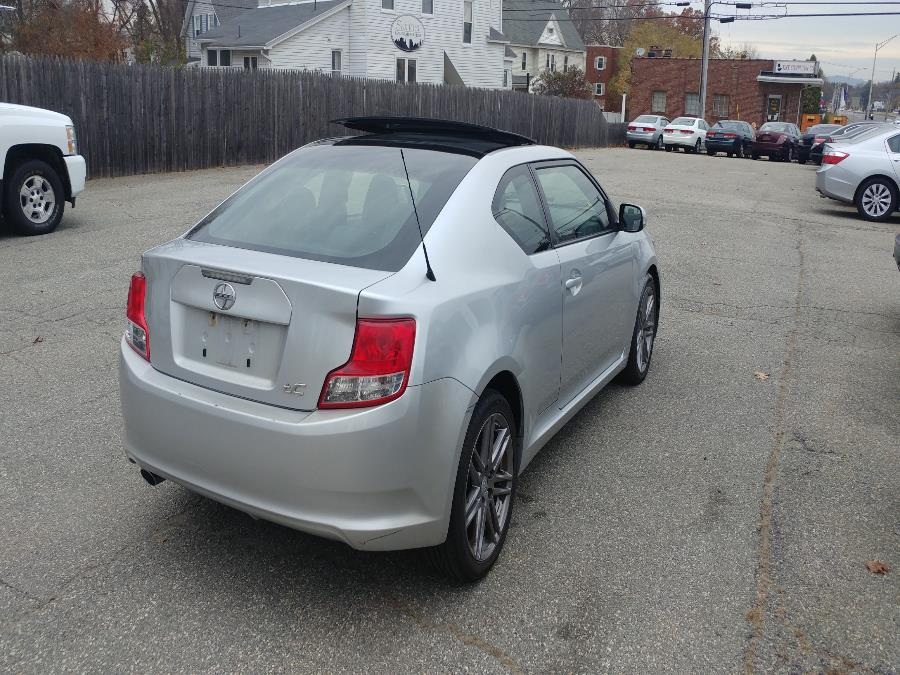 2012 Scion tC 2dr HB Man, available for sale in Chicopee, Massachusetts | Matts Auto Mall LLC. Chicopee, Massachusetts