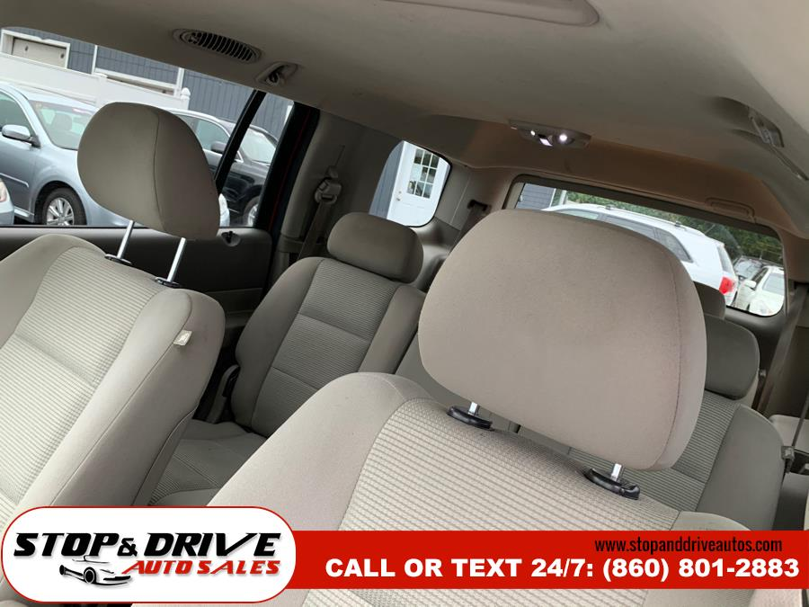 2008 Dodge Durango 4WD 4dr SLT, available for sale in East Windsor, Connecticut | Stop & Drive Auto Sales. East Windsor, Connecticut