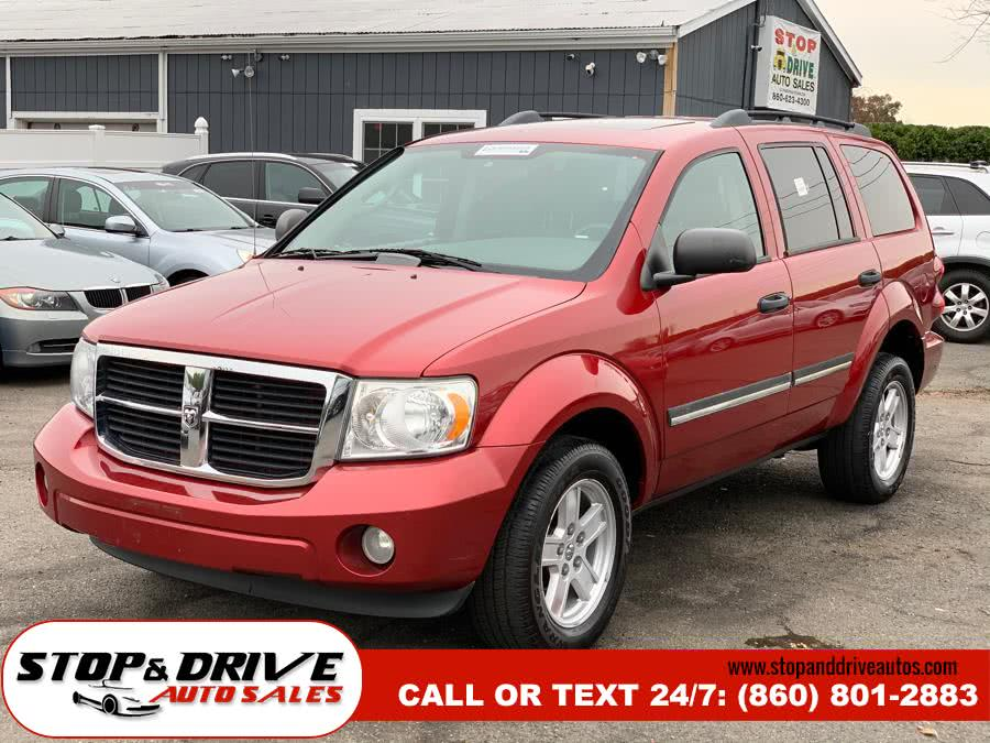 Used 2008 Dodge Durango in East Windsor, Connecticut | Stop & Drive Auto Sales. East Windsor, Connecticut