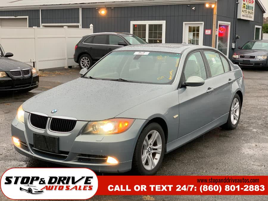 Used 2008 BMW 3 Series in East Windsor, Connecticut | Stop & Drive Auto Sales. East Windsor, Connecticut