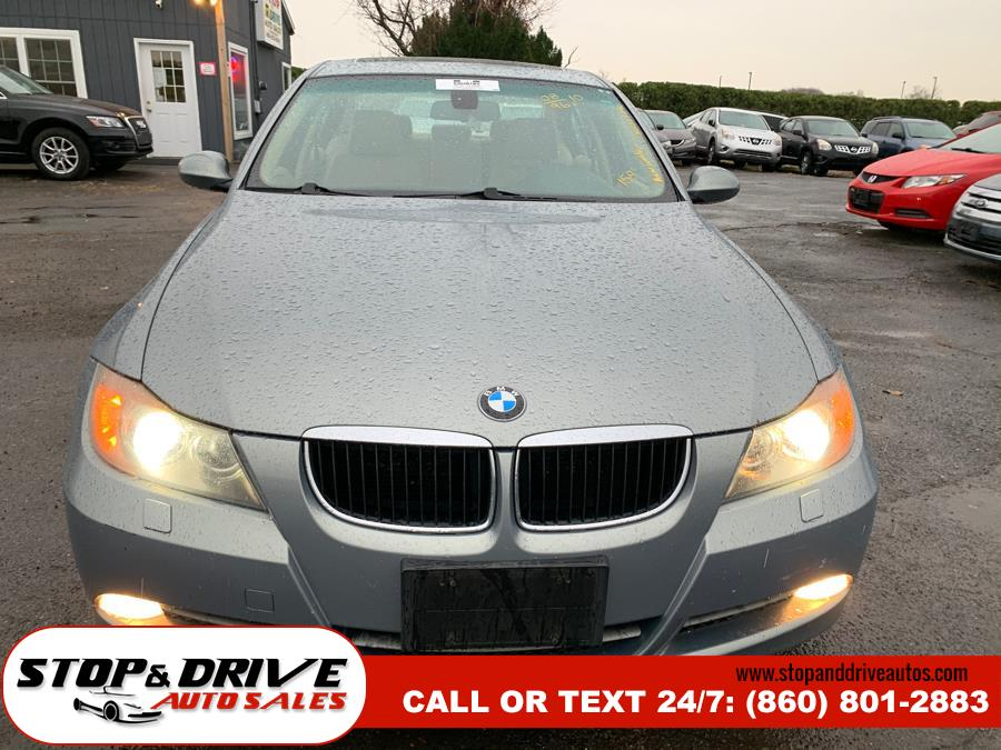 Used BMW 3 Series 4dr Sdn 328xi AWD 2008 | Stop & Drive Auto Sales. East Windsor, Connecticut