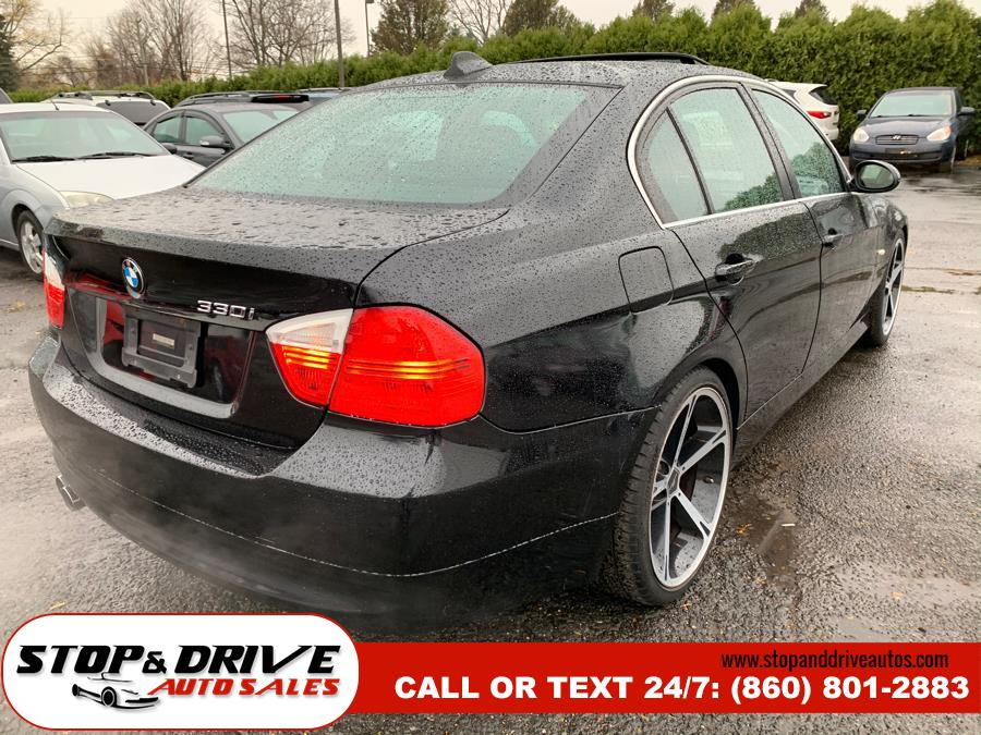 2006 BMW 3 Series 330i 4dr Sdn RWD, available for sale in East Windsor, Connecticut   Stop & Drive Auto Sales. East Windsor, Connecticut