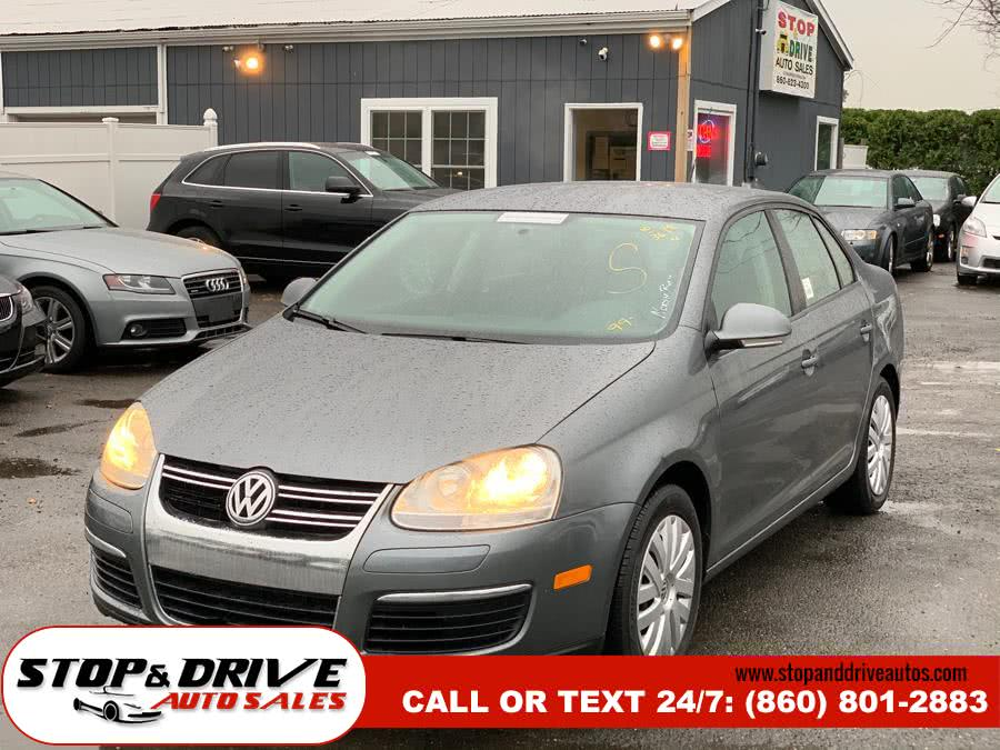 Used 2010 Volkswagen Jetta Sedan in East Windsor, Connecticut | Stop & Drive Auto Sales. East Windsor, Connecticut