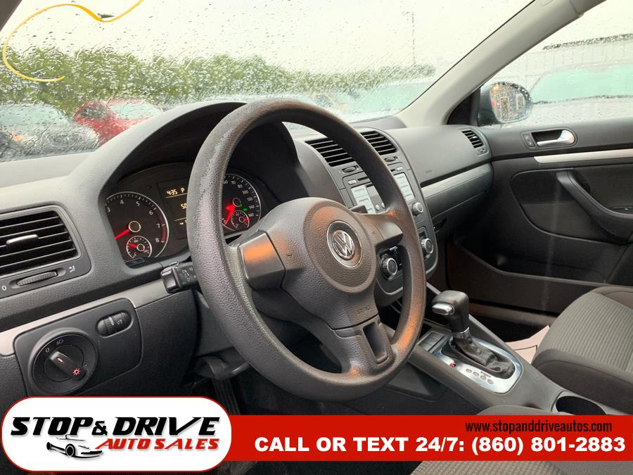 2010 Volkswagen Jetta Sedan 4dr Auto S PZEV *Ltd Avail*, available for sale in East Windsor, Connecticut | Stop & Drive Auto Sales. East Windsor, Connecticut