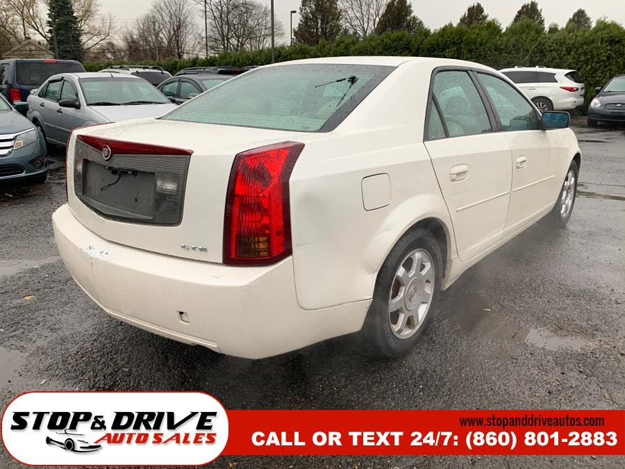 2004 Cadillac CTS 4dr Sdn, available for sale in East Windsor, Connecticut | Stop & Drive Auto Sales. East Windsor, Connecticut