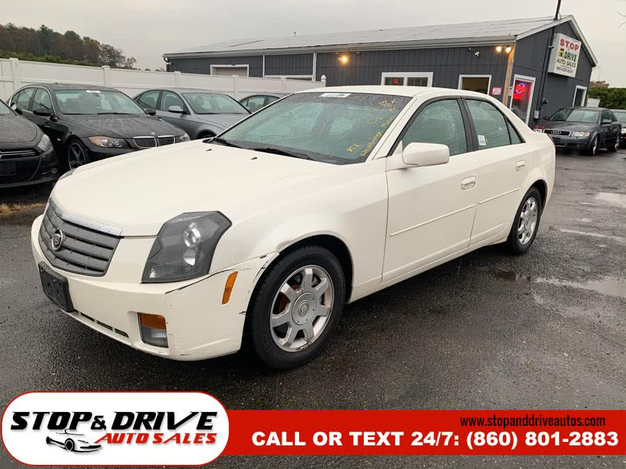 Used 2004 Cadillac CTS in East Windsor, Connecticut | Stop & Drive Auto Sales. East Windsor, Connecticut