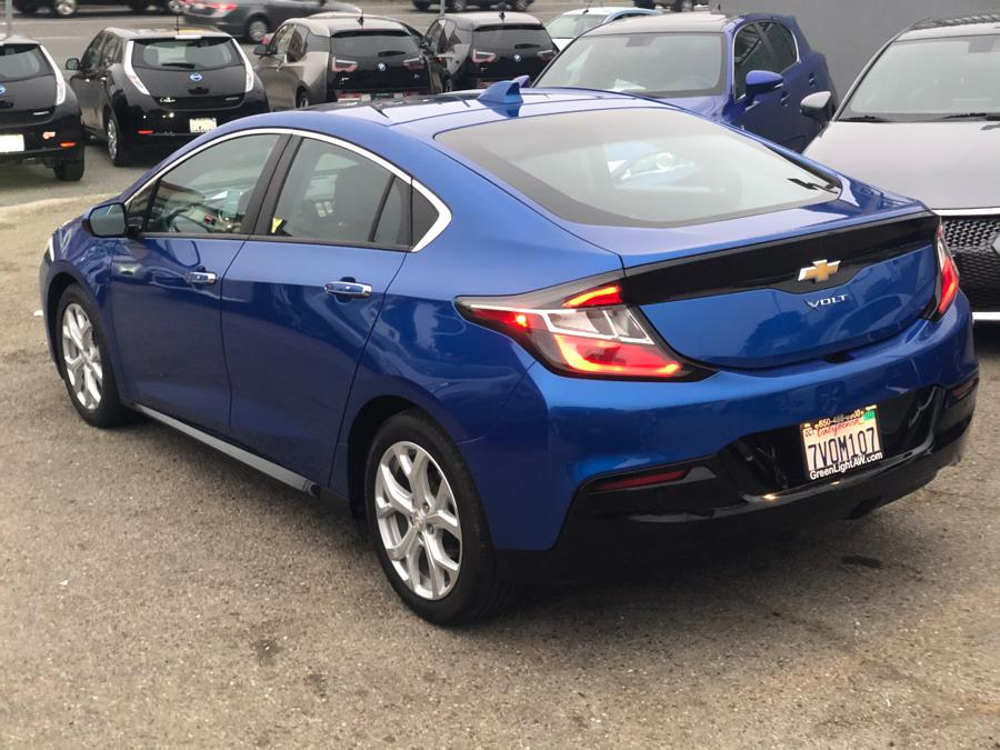 2017 Chevrolet Volt Premier, available for sale in Daly City, California | Green Light Auto Wholesale. Daly City, California