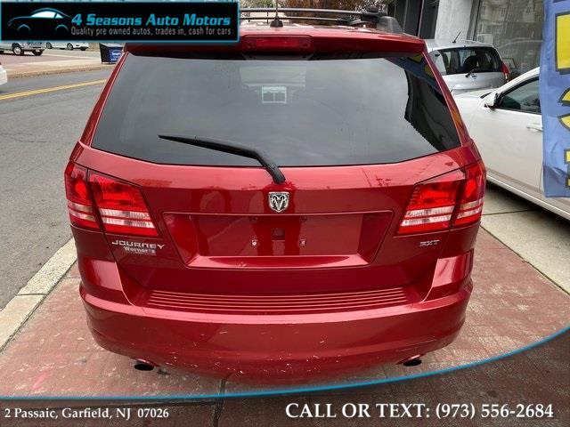 2009 Dodge Journey SXT, available for sale in Garfield, New Jersey   4 Seasons Auto Motors. Garfield, New Jersey