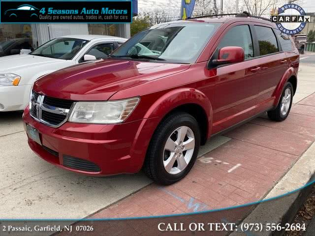 Used 2009 Dodge Journey in Garfield, New Jersey | 4 Seasons Auto Motors. Garfield, New Jersey