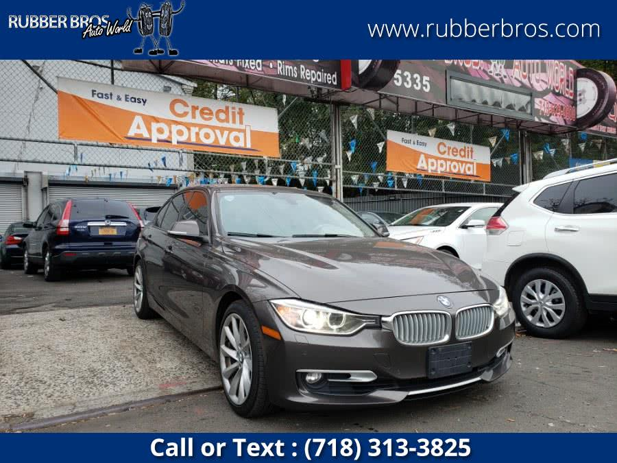 Used 2013 BMW 3 Series in Brooklyn, New York | Rubber Bros Auto World. Brooklyn, New York