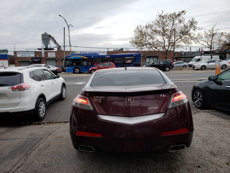 Used Acura TL 4dr Sdn 2WD Tech 2009 | Rubber Bros Auto World. Brooklyn, New York