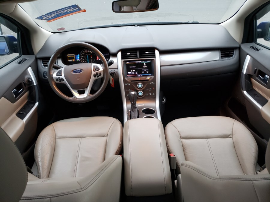 2013 Ford Edge 4dr SEL AWD, available for sale in Brooklyn, New York | Rubber Bros Auto World. Brooklyn, New York