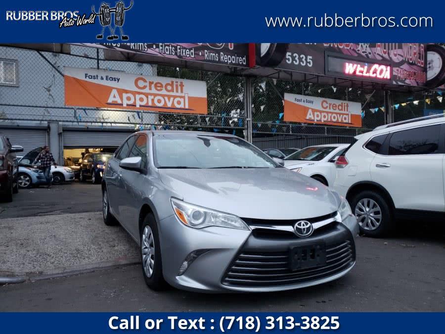Used 2015 Toyota Camry in Brooklyn, New York | Rubber Bros Auto World. Brooklyn, New York