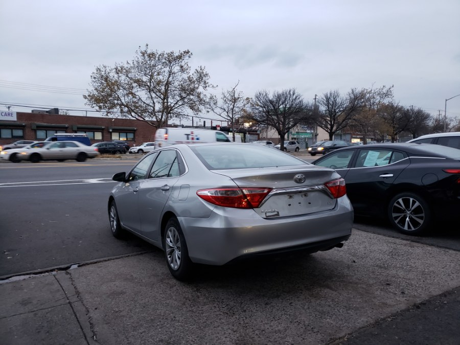 2015 Toyota Camry 4dr Sdn I4 Auto LE (Natl), available for sale in Brooklyn, New York | Rubber Bros Auto World. Brooklyn, New York