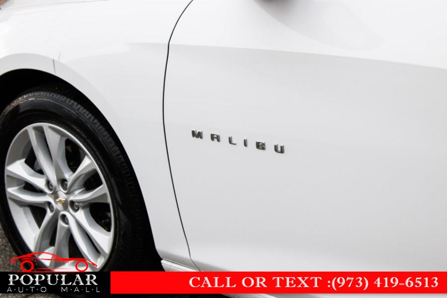 2018 Chevrolet Malibu 4dr Sdn LT w/1LT, available for sale in Newark , New Jersey | Popular Auto Mall Inc . Newark , New Jersey