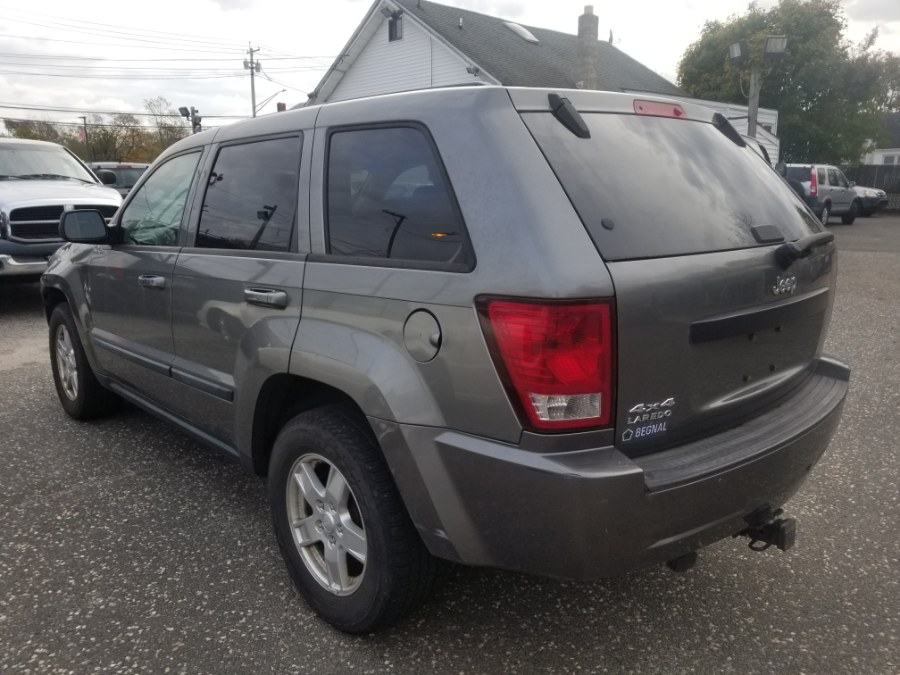 2007 Jeep Grand Cherokee 4WD 4dr Laredo, available for sale in Patchogue, New York | Romaxx Truxx. Patchogue, New York