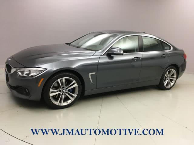 Used 2015 BMW 4 Series in Naugatuck, Connecticut | J&M Automotive Sls&Svc LLC. Naugatuck, Connecticut