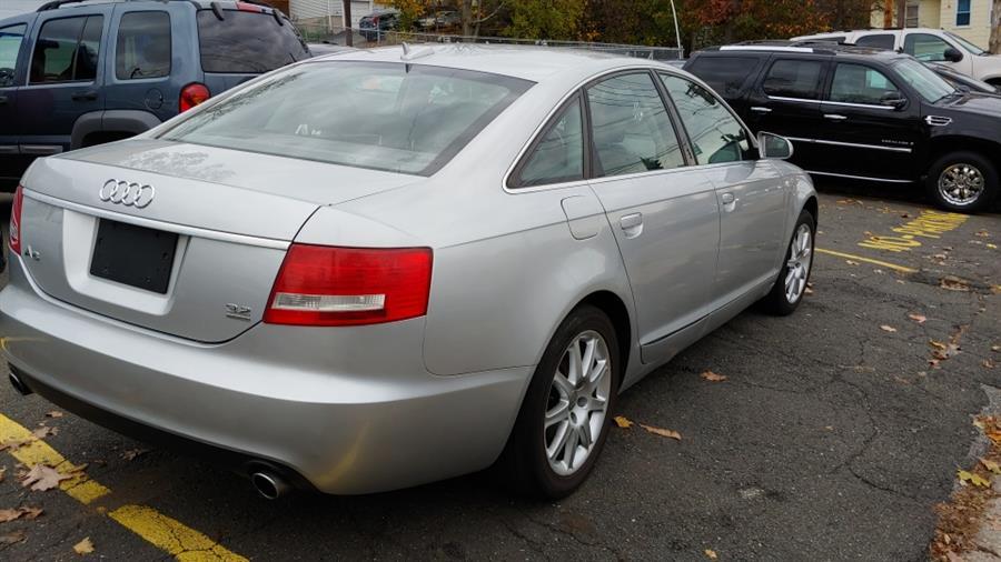 2005 Audi A6 4dr Sdn 3.2L quattro Auto, available for sale in Ansonia, CT