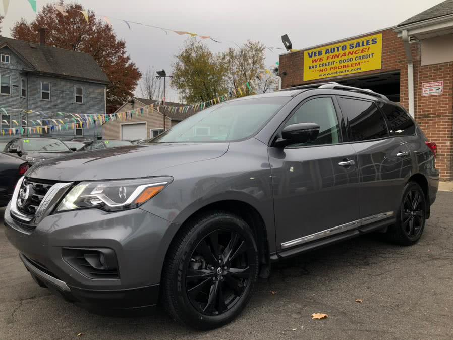 Used 2017 Nissan Pathfinder in Berlin, Connecticut | Tru Auto Mall. Berlin, Connecticut