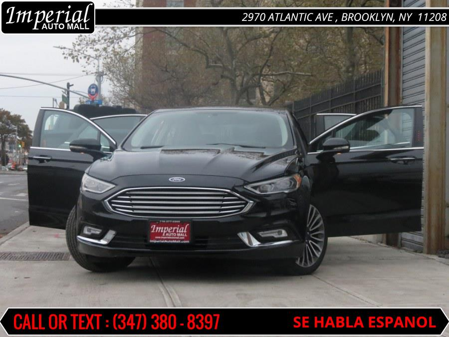 Used Ford Fusion Titanium FWD 2017 | Imperial Auto Mall. Brooklyn, New York