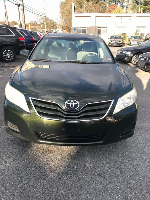 2010 Toyota Camry 4dr Sdn V6 Auto LE, available for sale in Raynham, Massachusetts | J & A Auto Center. Raynham, Massachusetts