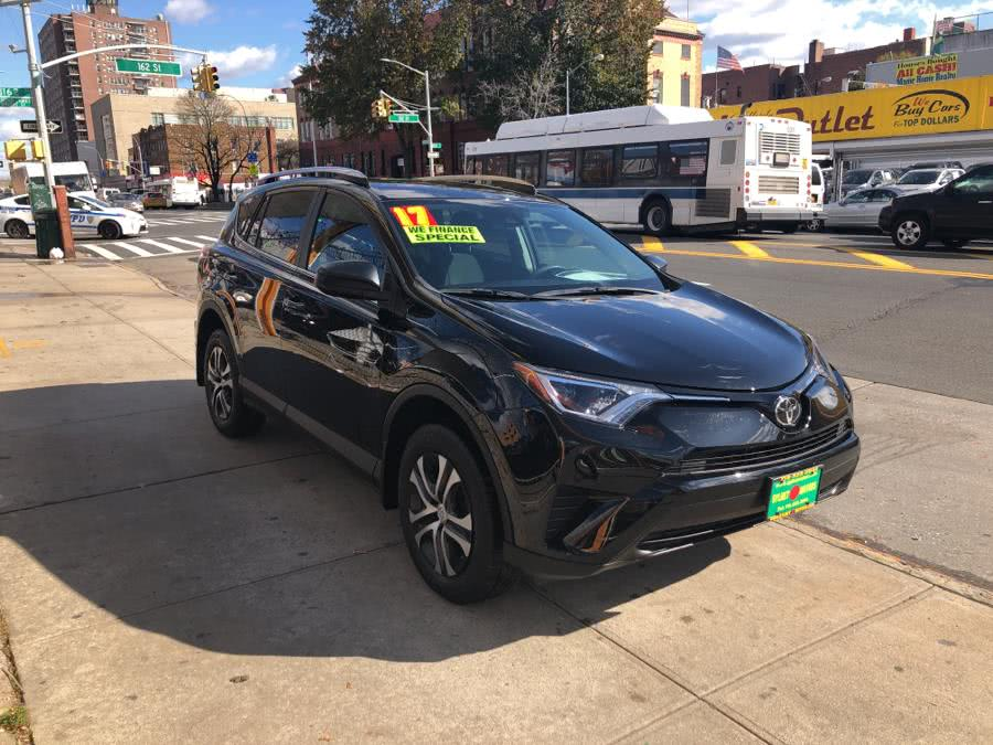 Used 2017 Toyota RAV4 in Jamaica, New York | Sylhet Motors Inc.. Jamaica, New York