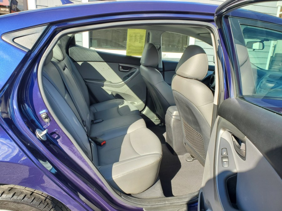 2011 Hyundai Elantra 4dr Sdn Auto GLS *Ltd Avail*, available for sale in Thomaston, CT