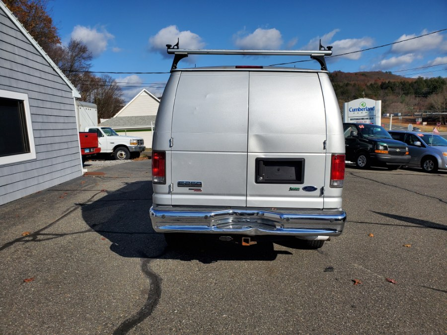 2011 Ford Econoline Cargo Van E-250 Commercial, available for sale in Thomaston, CT