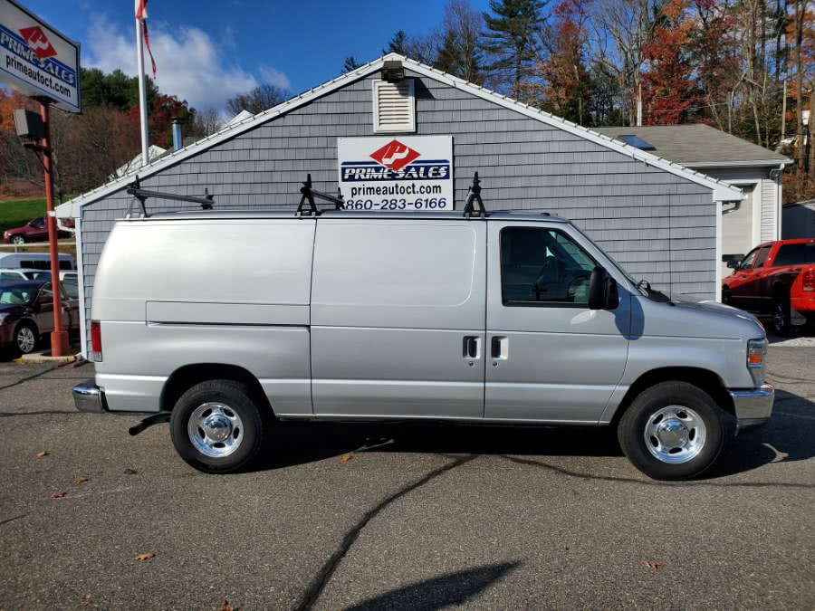 Used Ford Econoline Cargo Van E-250 Commercial 2011