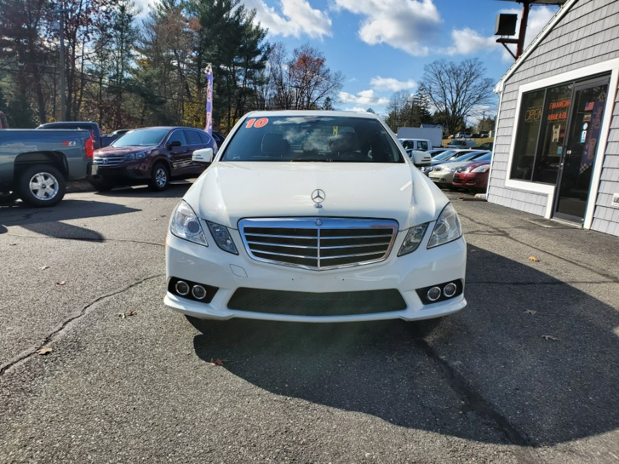 2010 Mercedes-Benz E-Class 4dr Sdn E350 Sport 4MATIC, available for sale in Thomaston, CT