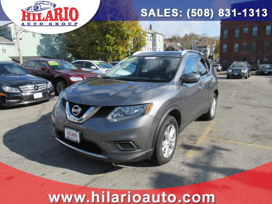 Used 2015 Nissan Rogue in Worcester, Massachusetts | Hilario's Auto Sales Inc.. Worcester, Massachusetts