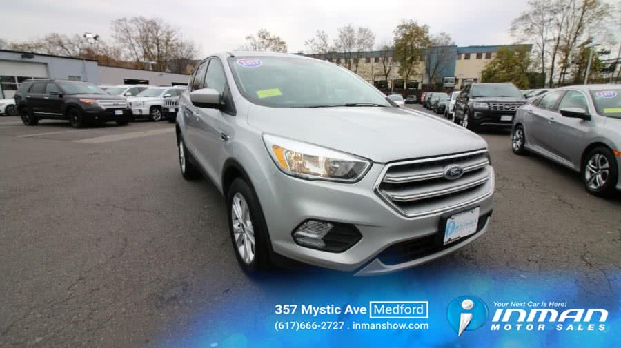 Used 2017 Ford Escape in Medford, Massachusetts | Inman Motors Sales. Medford, Massachusetts