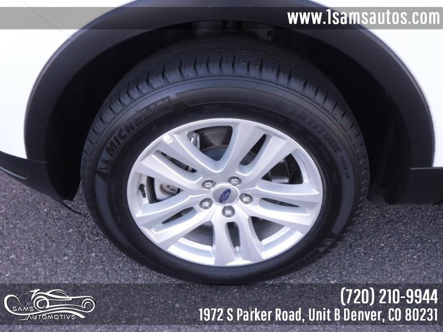 2018 Ford Explorer XLT 4WD, available for sale in Denver, Colorado   Sam's Automotive. Denver, Colorado