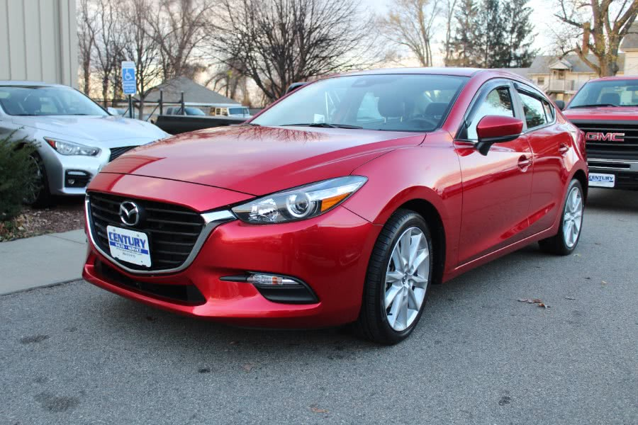 Used 2017 Mazda Mazda3 4-Door in East Windsor, Connecticut | Century Auto And Truck. East Windsor, Connecticut