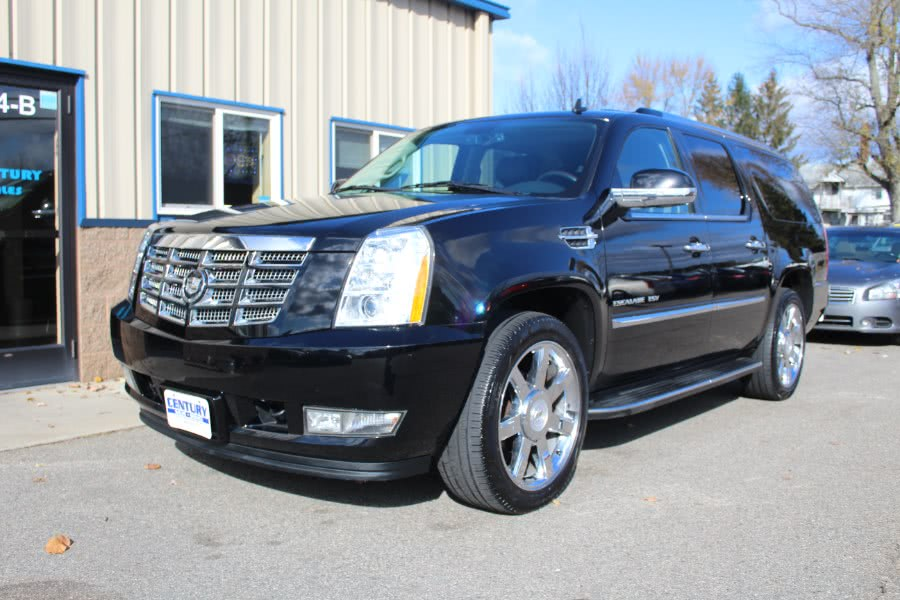 Used 2011 Cadillac Escalade ESV in East Windsor, Connecticut | Century Auto And Truck. East Windsor, Connecticut