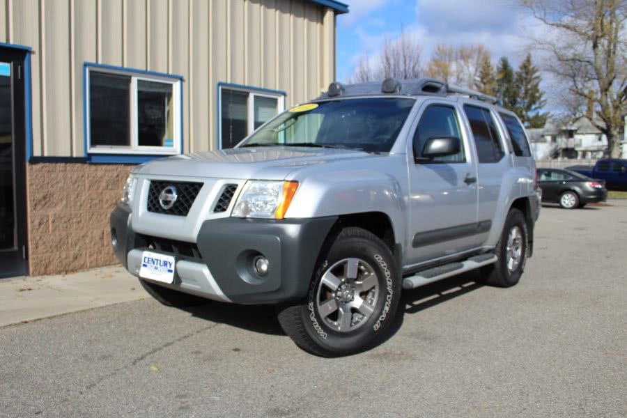 Used 2012 Nissan Xterra in East Windsor, Connecticut | Century Auto And Truck. East Windsor, Connecticut