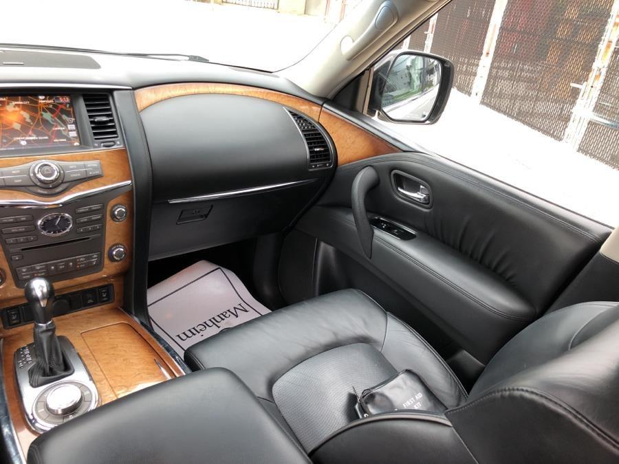 Used Infiniti QX56 4WD 4dr 8-passenger 2011 | Signature Auto Sales. Franklin Square, New York