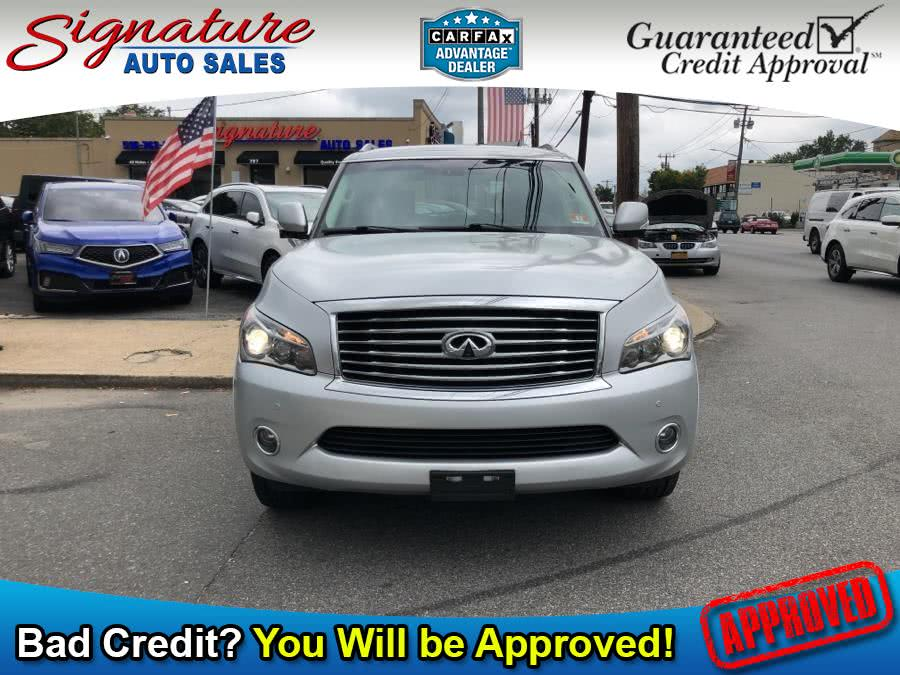 Used 2011 Infiniti QX56 in Franklin Square, New York | Signature Auto Sales. Franklin Square, New York