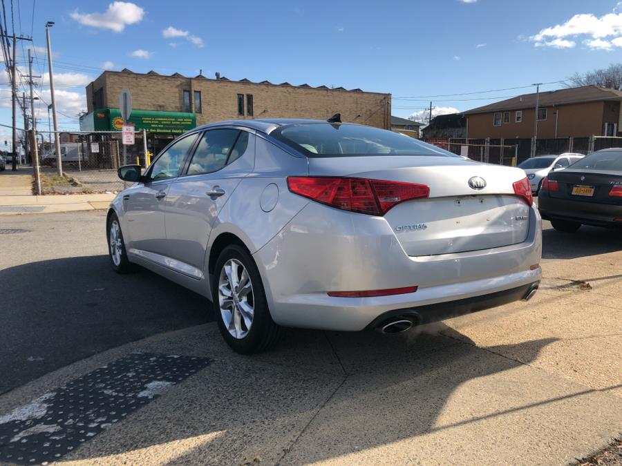 2013 Kia Optima 4dr Sdn EX, available for sale in Franklin Square, New York | Signature Auto Sales. Franklin Square, New York