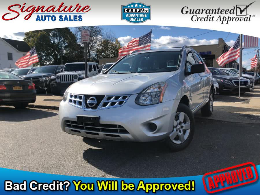 Used 2014 Nissan Rogue Select in Franklin Square, New York | Signature Auto Sales. Franklin Square, New York