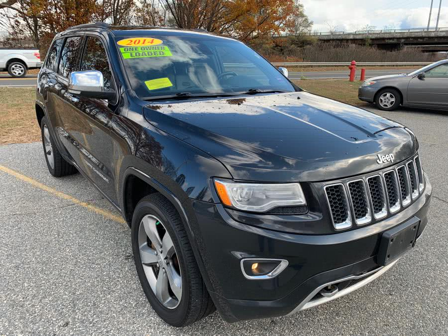 Used Jeep Grand Cherokee 4WD 4dr Overland 2014 | Danny's Auto Sales. Methuen, Massachusetts