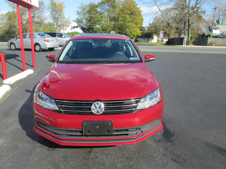 Used 2017 Volkswagen Jetta in Levittown, Pennsylvania | Levittown Auto. Levittown, Pennsylvania