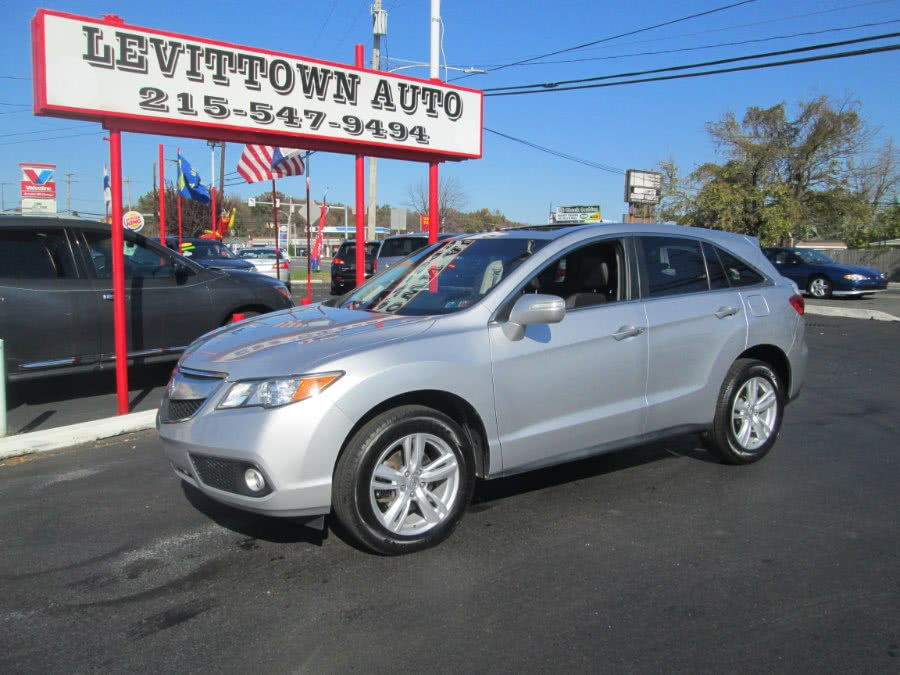 Used 2014 Acura RDX in Levittown, Pennsylvania | Levittown Auto. Levittown, Pennsylvania