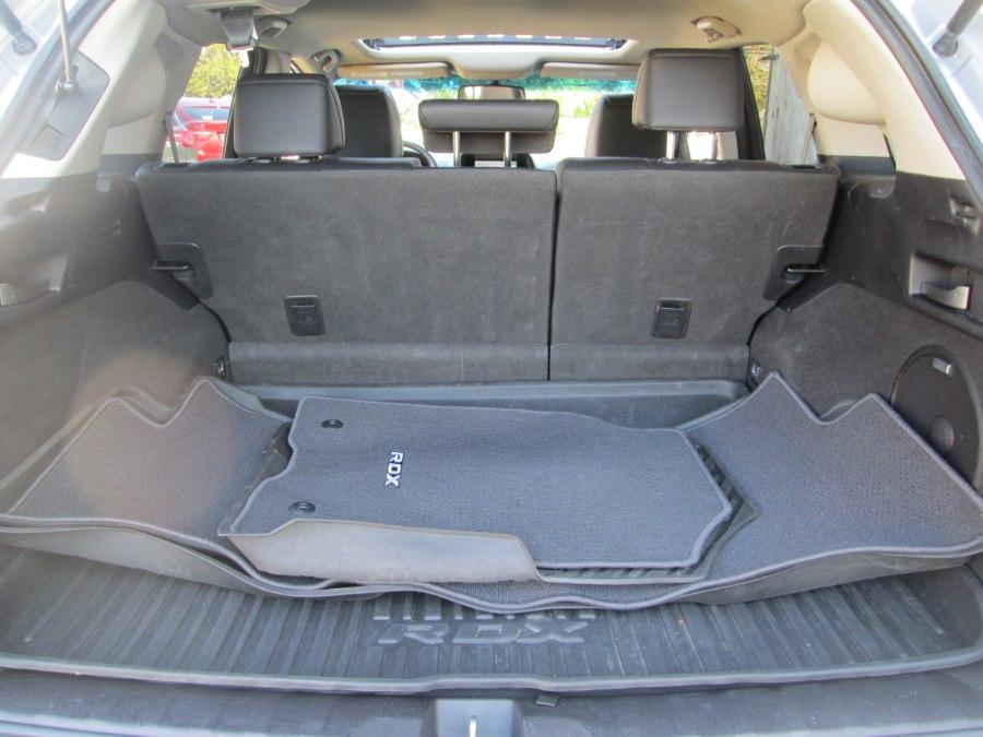 2014 Acura RDX AWD 4dr Tech Pkg, available for sale in Levittown, Pennsylvania | Levittown Auto. Levittown, Pennsylvania