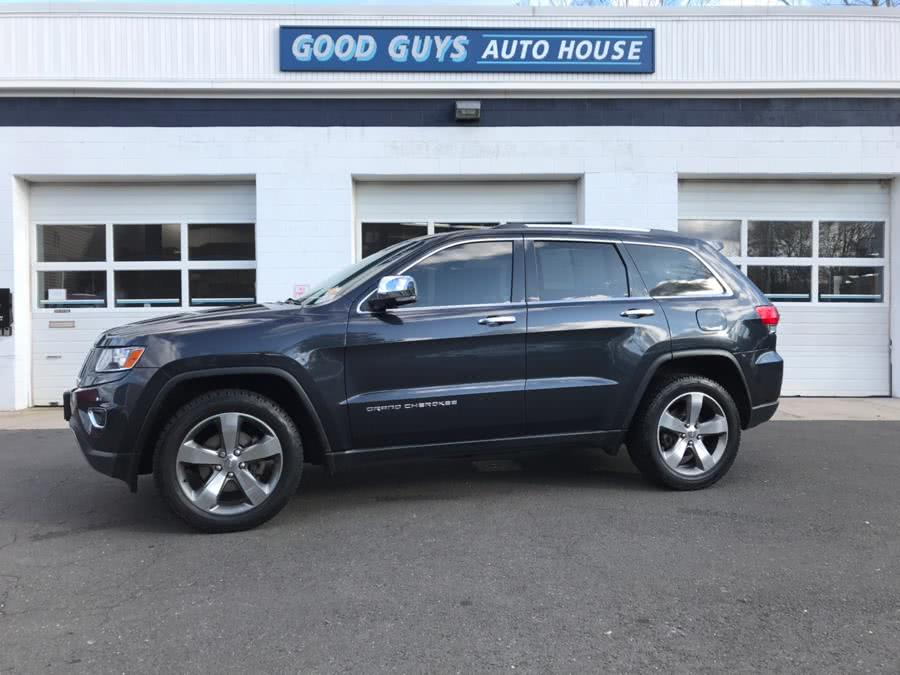 Used 2014 Jeep Grand Cherokee in Southington, Connecticut | Good Guys Auto House. Southington, Connecticut