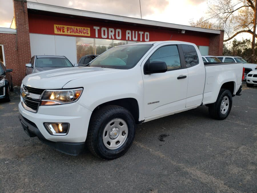 Used 2016 Chevrolet Colorado in East Windsor, Connecticut | Toro Auto. East Windsor, Connecticut