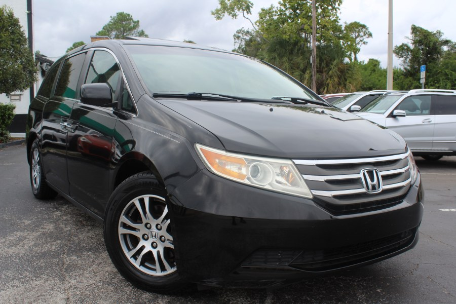 2011 Honda Odyssey EX-L w/DVD 4dr Van Auto, available for sale in Orlando, Florida | Mint Auto Sales. Orlando, Florida